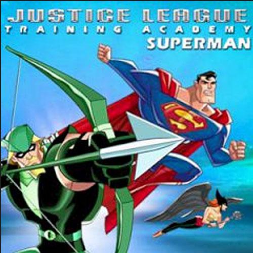 Justice League Training Academy: Superman