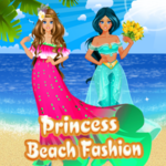 Princess Beach Fashion
