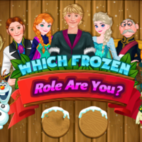 Which Frozen Role Are You?