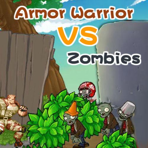 Armor Warrior VS Zombies
