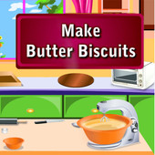 Make Butter Biscuits