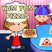 Yum Yum Pizzas