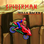 Spiderman Hills Racer
