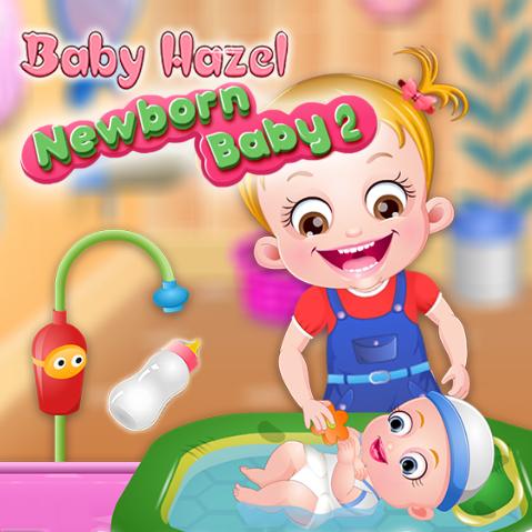 Baby Hazel: Newborn Baby 2
