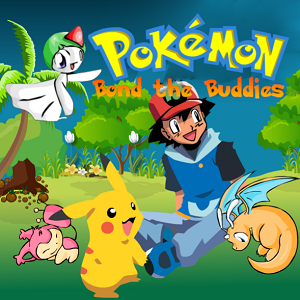 Pokemon: Bond the Buddies