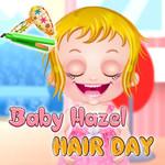 Baby Hazel: Hair Day