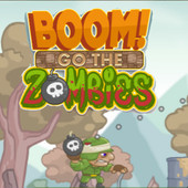Boom Go The Zombies