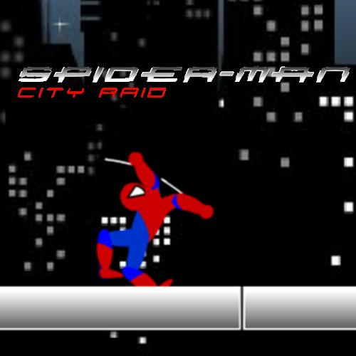 Spider-Man City Raid