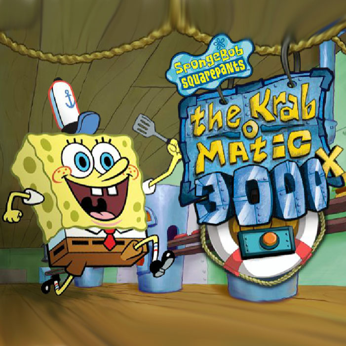 SpongeBob SquarePants: The Krab o Matic 3000x