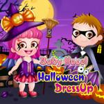 Baby Hazel: Halloween Dressup