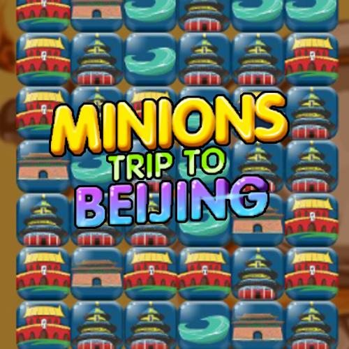 Minions Trip To Beijing