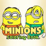 Minions: Coloring Book