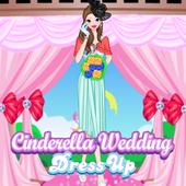 Cinderella: Wedding Dress Up
