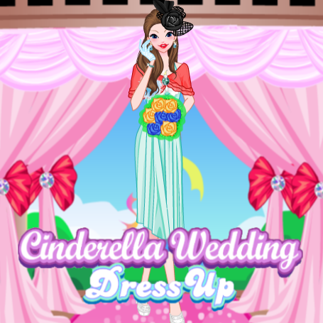 Cinderella: Wedding Dress Up