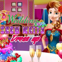 Wedding: Snow White Dress Up