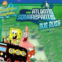 Spongebob's Squarepants: Atlantis Squarepantis Bus Rush