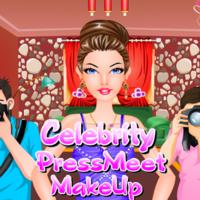 Celebrity Press Meet Make Up