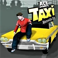 Ace Gangster Taxi: Metroville City