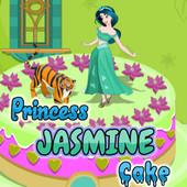 Princess Jasmine: Cake