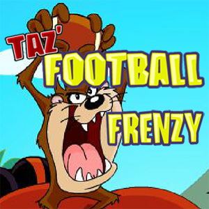 Taz' Football Frenzy