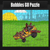 Bubbles Go Puzzle