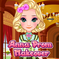 Anna Prom Makeover