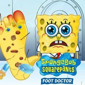 Spongebob: Foot Doctor