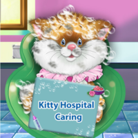 Kitty Hospital Caring