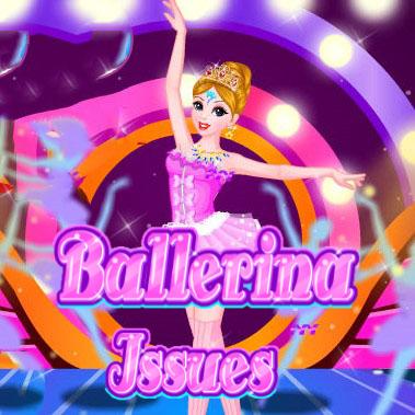Ballerina Issues