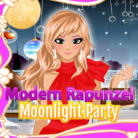 Modern Rapunzel: Moonlight Party