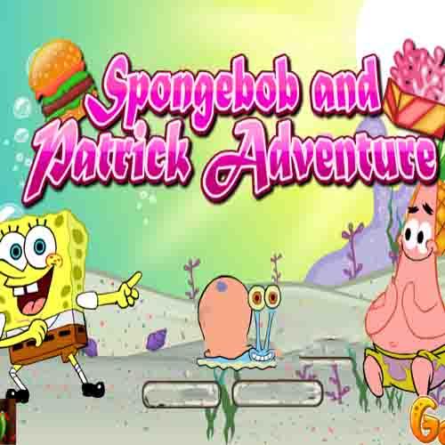 Spongebob And Patrick Adventure