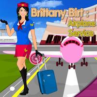Brittany Birt: Airplane Service