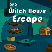 GFG Witch House Escape