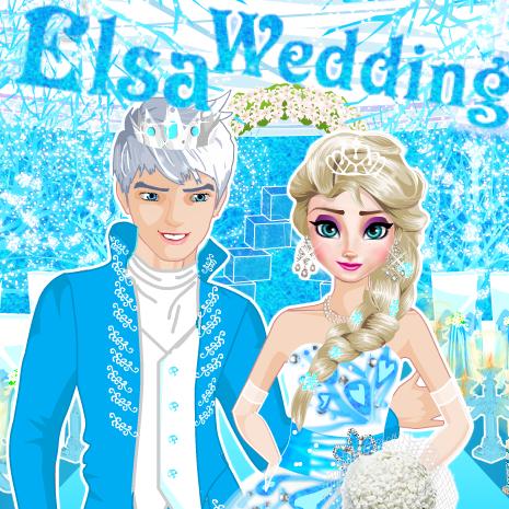 Elsa Wedding