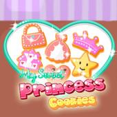 My Sweet Princess Cookies