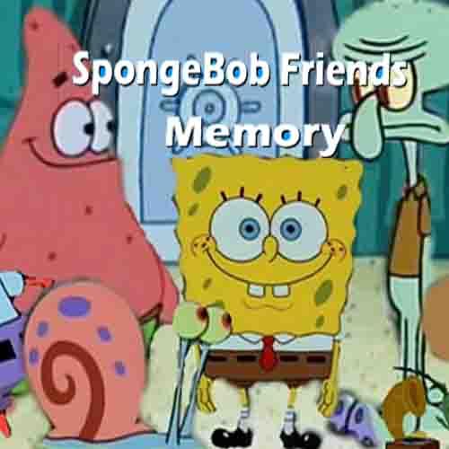 Spongebob:  Friends Memory