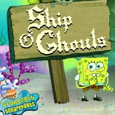 SpongeBob Squarepants: Ship O' Ghouls