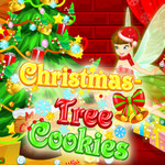 Christmas-Tree Cookies