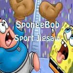 SpongeBob:  Sport Jigsaw