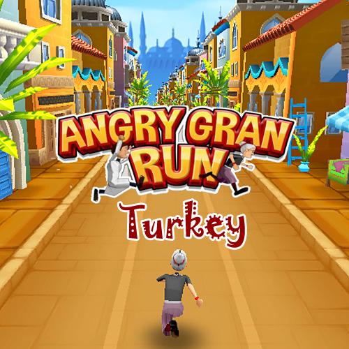 Angry Gran Run: Turkey