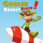 Goblin Rocket Rider !