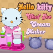 Hello Kitty: Chef Ice Cream Maker