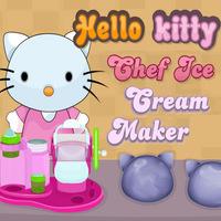 Hello Kitty: Chef Ice Cream Maker