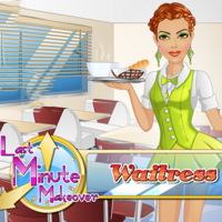 Last Minute Makeover: Waitress