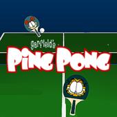 Garfield's Ping-Pong