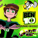 Ben 10 Monster Cards