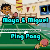 Maya&Miguel Ping pong