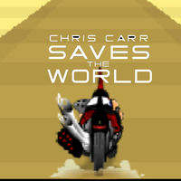 Chris Carr Saves the World