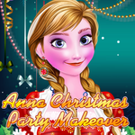 Anna: Christmas Party Makeover