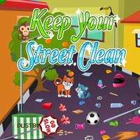 Keep Your Street Clean